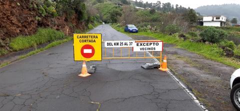 Apertura de la carretera del Roque hasta el Pico de La Nieve / CanariasNoticias.es