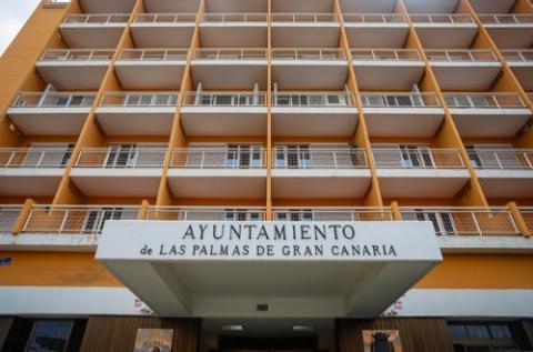 Oficinas municipales. Las Palmas de Gran Canaria/ canariasnoticias.es