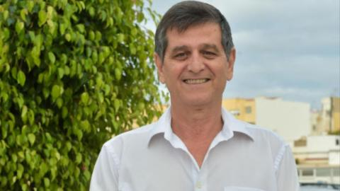 El  alcalde de Santa Lucía, Santiago Rodríguez/ canariasnoticias