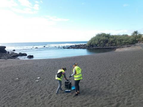 Trabajadores del Plan de Empleo Social de Valle Gran Rey / CanariasNoticias.es