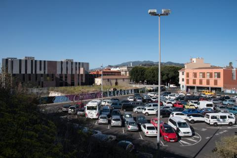 Barranco de la Carnicería. Nuevo Mercado La Laguna / CanariasNoticias.es