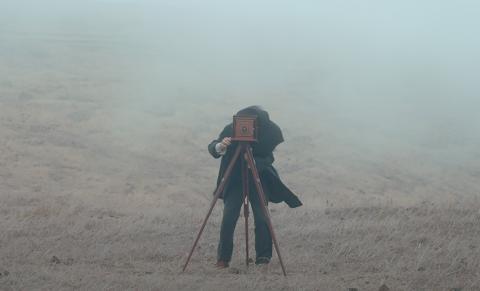 Filme canario 'Blanco en blanco', de Théo Court / CanariasNoticias.es