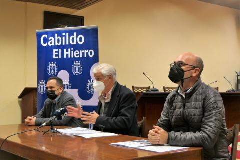 Cabildo de El Hierro. Sanidad. Covid 19/ canariasnoticias.es