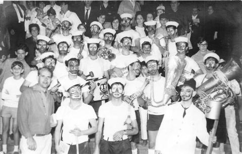 Carnaval de La Palma en los años 60