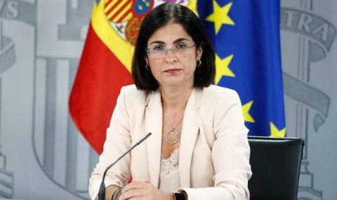 Carolina Darias, ministra de Sanidad / CanariasNoticias.es