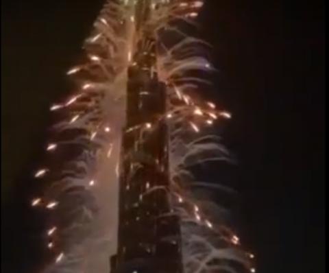 Dubai. Fin de año/ canariasnoticias.es