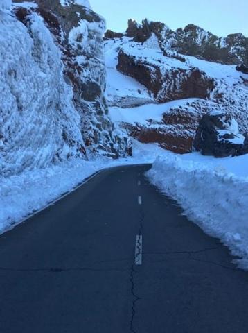 Carretera al Roque de Los Muchachos. La Palma/ canariasnoticias.es
