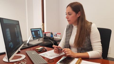 María Rodríguez. Cabildo de La Palma/ canariasnoticias.es
