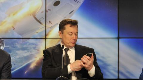 Elon Musk/ canariasnoticias.es