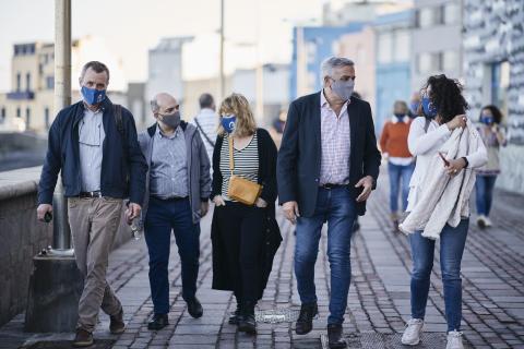 Equipo de Lluís Serra en su candidatura al Rectorado de la ULPGC / CanariasNoticias.es
