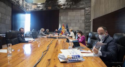 Reunión del Consejo de Gobierno de Canarias / CanariasNoticias.es