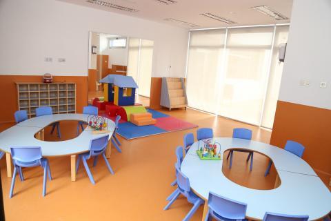 Escuela infantil de Valleseco (Gran Canaria) / CanariasNoticias.es