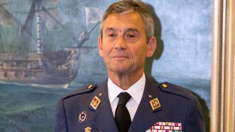 Miguel Ángel Villarroya JEMAD/ canariasnoticias