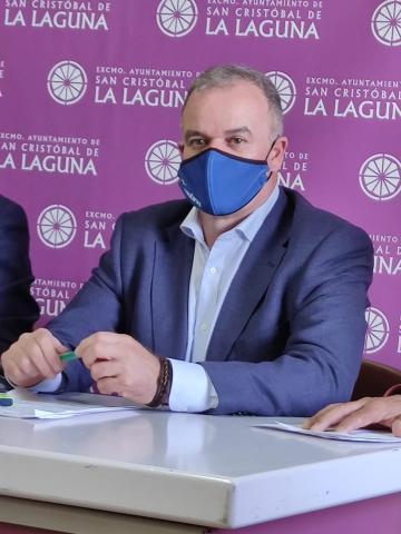 Manolo Gómez. Partido Popular/ canariasnoticias