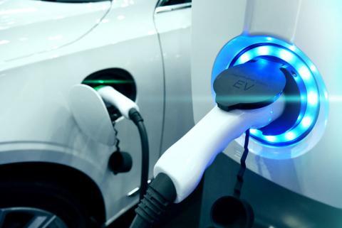 Punto de recarga de vehículos eléctricos / CanariasNoticias.es