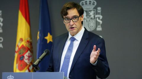 Salvador Illa, ministro de Sanidad / CanariasNoticias.es