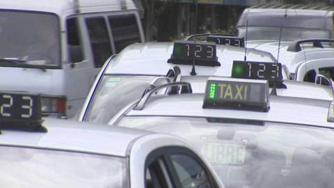 Taxis de Las Palmas de Gran Canaria / CanariasNoticias.es