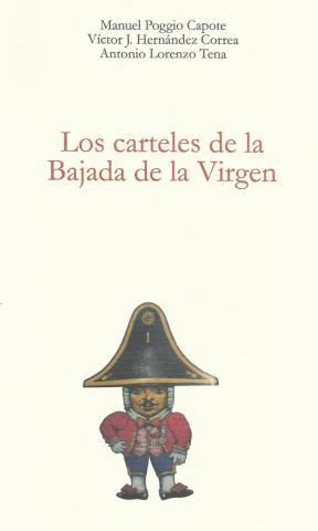 Carteles Bajada de la Virgen. La Palma/ canariasnoticias.es