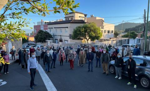 Vecinos de Tafira (Las Palmas de Gran Canaria)