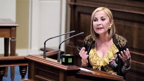 Australia Navarro, Presidenta del Partido Popular de Canarias / CanariasNoticias.es