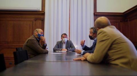 Reunión con Arquimea Group / CanariasNoticias.es