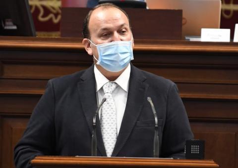 Ricardo Fernández de la Puente, diputado de Cs / CanariasNoticias.es