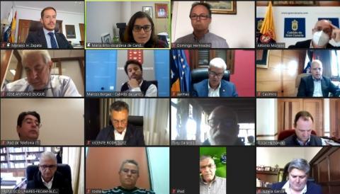 Reunión Fecai y Fecam / CanariasNoticias.es