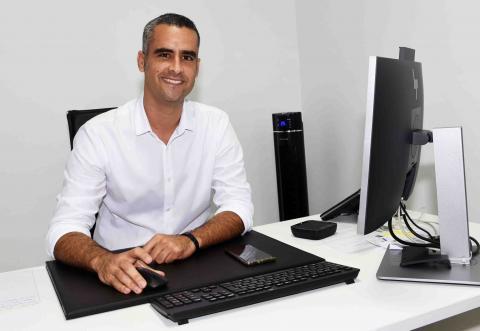 Alexis Tejera, alcalde de San Bartolomé (Lanzarote) / CanariasNoticias.es