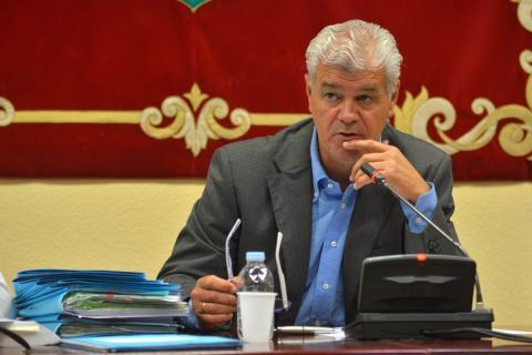 Alpidio Armas, presidente del Cabildo de El Hierro / CanariasNoticias.es