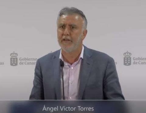 Ángel Víctor Torres/ canariasnoticias.es