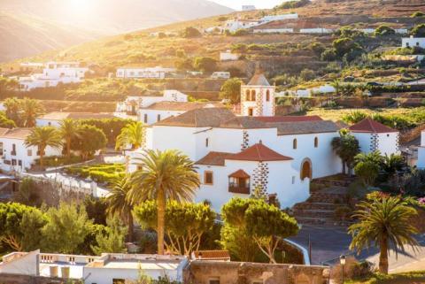 Betancuria (Fuerteventura) / CanariasNoticias.es