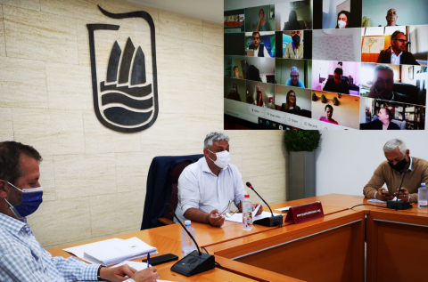 Pleno del Ayuntamiento de Puerto del Rosario / CanariasNoticias.es
