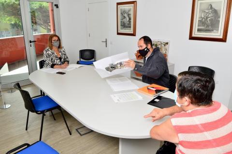 Mercedes Sanz en El Román. Las Palmas de Gran Canaria/ canariasnoticias