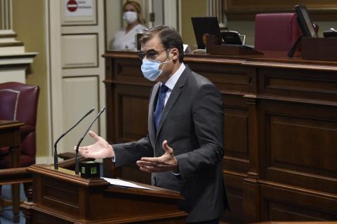 Fernando Enseñat, diputado del Partido Popular / CanariasNoticias.es