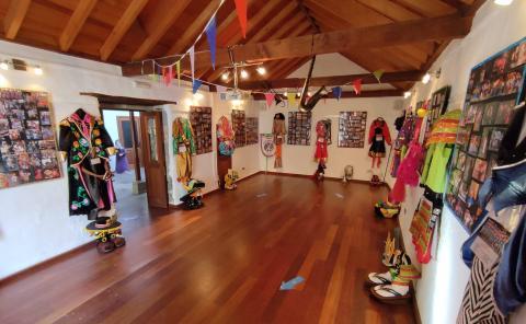 Exposición del Carnaval en Agüimes / CanariasNoticias.es