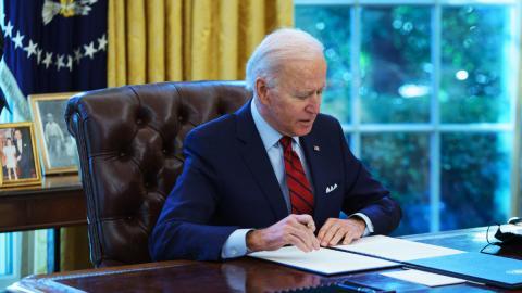 Joe Biden/ canariasnoticias.es