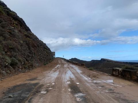 Acceso al antiguo cuartel Manuel Lois en Las Palmas de Gran Canaria / CanariasNoticias.es