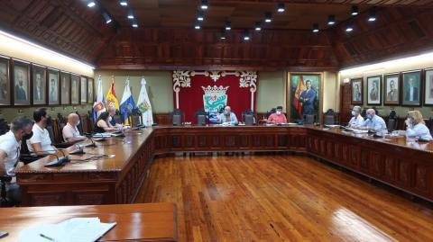 Sector del taxi en Puerto de la Cruz (Tenerife) / CanariasNoticias.es