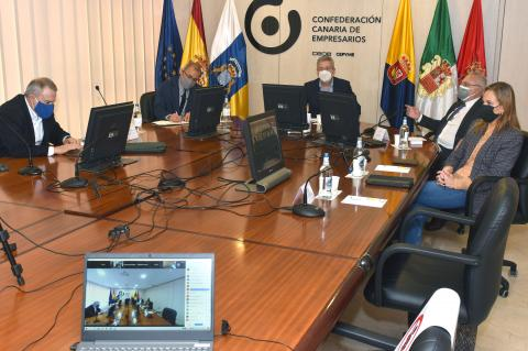 El Consejo Social de la ULPGC y la CCE / CanariasNoticias.es
