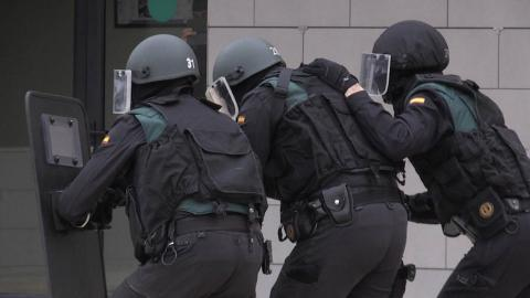 GRS de la Guardia Civil / CanariasNoticias.es