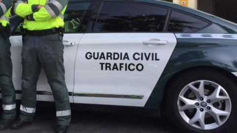 Guardia Civil de Tráfico