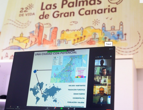 Loney Planet. Remote Workers. Las Palmas de Gran Canaria/ canariasnoticias