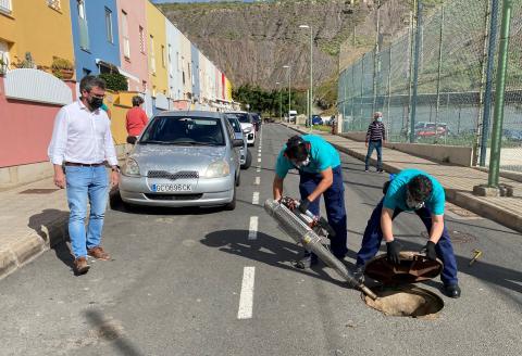 Salud Pública inicia en Marzagán un plan de choque antiplagas / CanariasNoticias.es