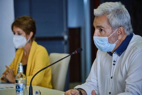 José Miguel Rodríguez Fraga y Onelia Bueno, AMTC / CanariasNoticias.es