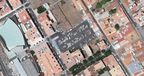 Nueva zona de aparcamientos de San Sebastián de La Gomera / CanariasNoticias.es