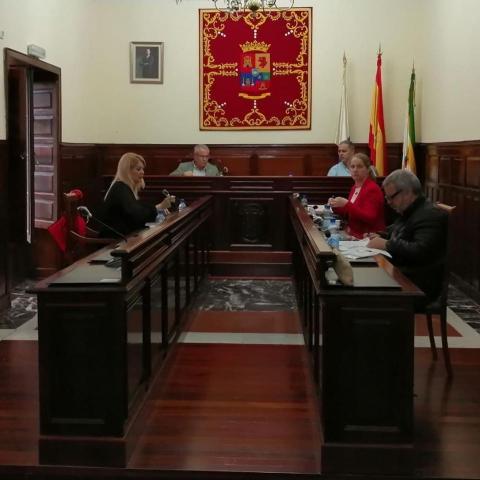 Pleno Ayuntamiento de Teror/ canariasnoticias