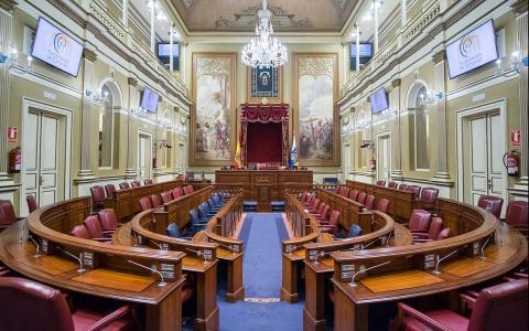 Parlamento de Canarias/ canariasnoticias
