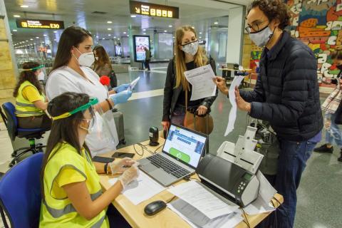 Pruebas diagnósticas de infección activa (PDIA) en Canarias / CanariasNoticias.es