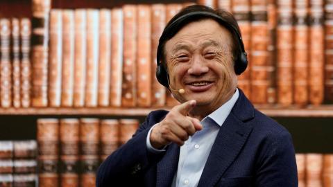 Ren Zhengfei, fundador y director ejecutivo de Huawei