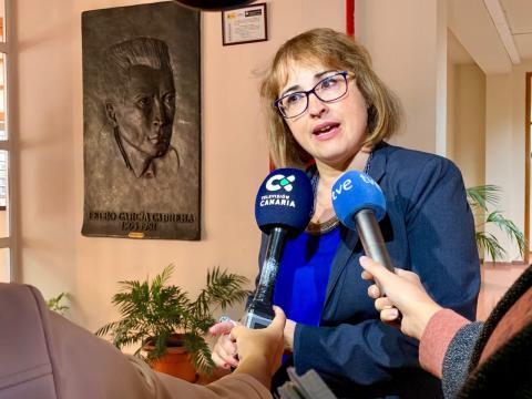 Elena García/ canariasnoticias